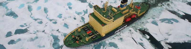 Kapitan Khlebnikov Ship
