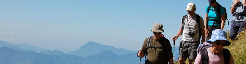 Nepal hiking with Peregrine Adventures