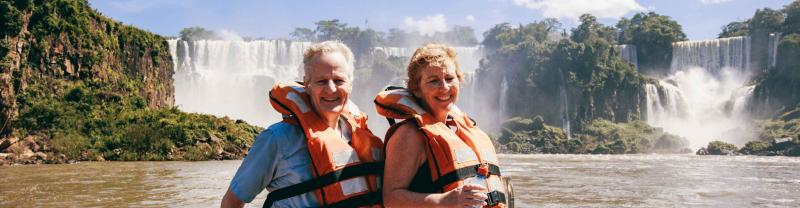 Iguazu falls, Argentinian side