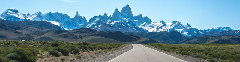 Patagonia mountain range
