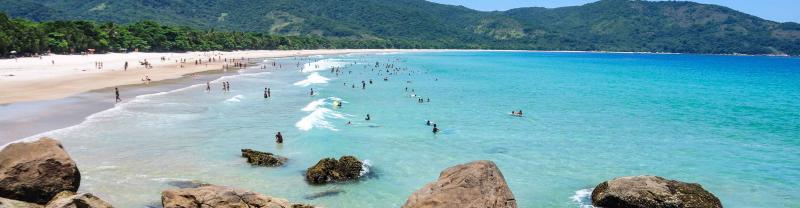 Brazil Rio Beach