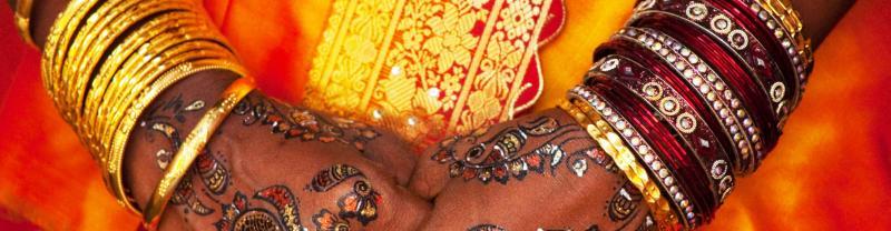 India, hands