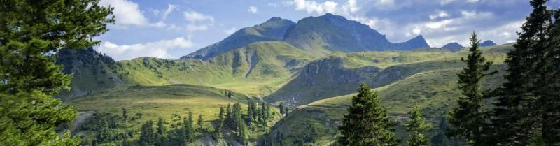 Kosovo Gjeravica Mountain