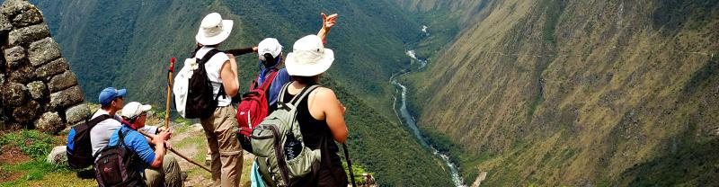 4 Day/3 night Classic Inca Trail & 3 Day/2 night Quarry Trail