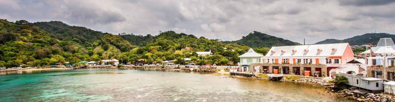 Roatan Beach, Honduras