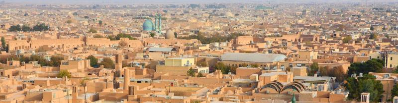 The capital city of Iran, Isfahan