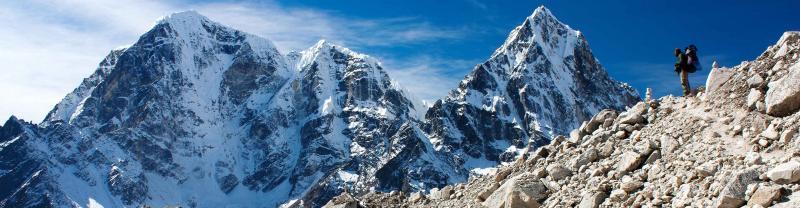 Nepal Everest peak climb