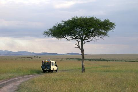 Overland Africa: Part 2: Cairo to Nairobi. Our African Road Trip from Tunis to Cape Town in a Camper