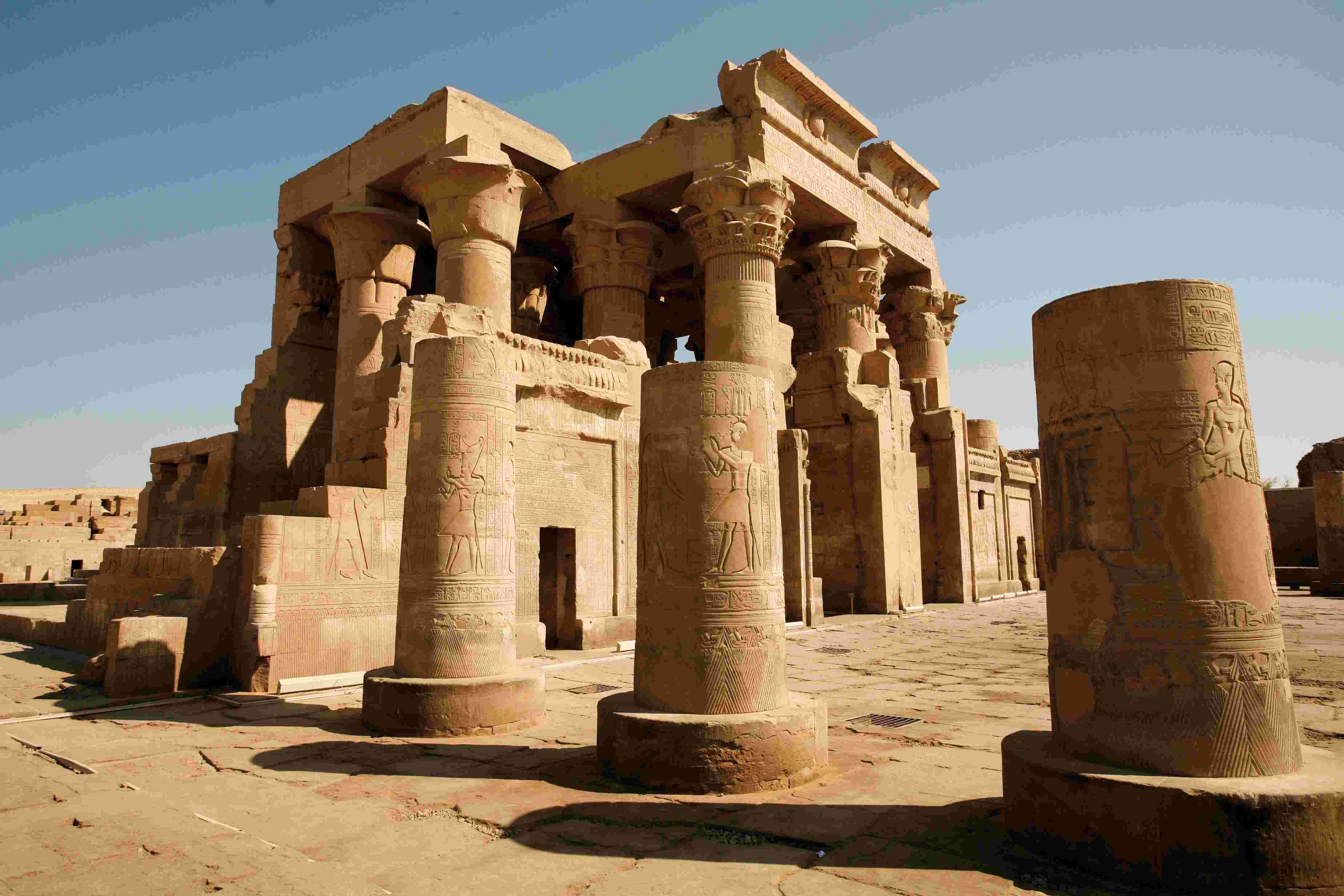 Luxor Aswan Experience Independent Peregrine Adventures Us