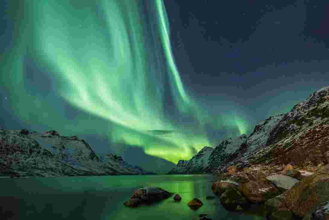 Peregrine Adventures Iceland Northern Lights Aurora