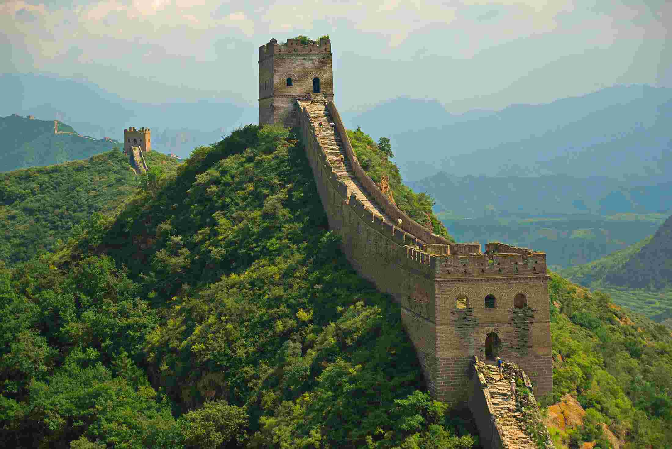 The Great Wall of China Tour | Peregrine Adventures