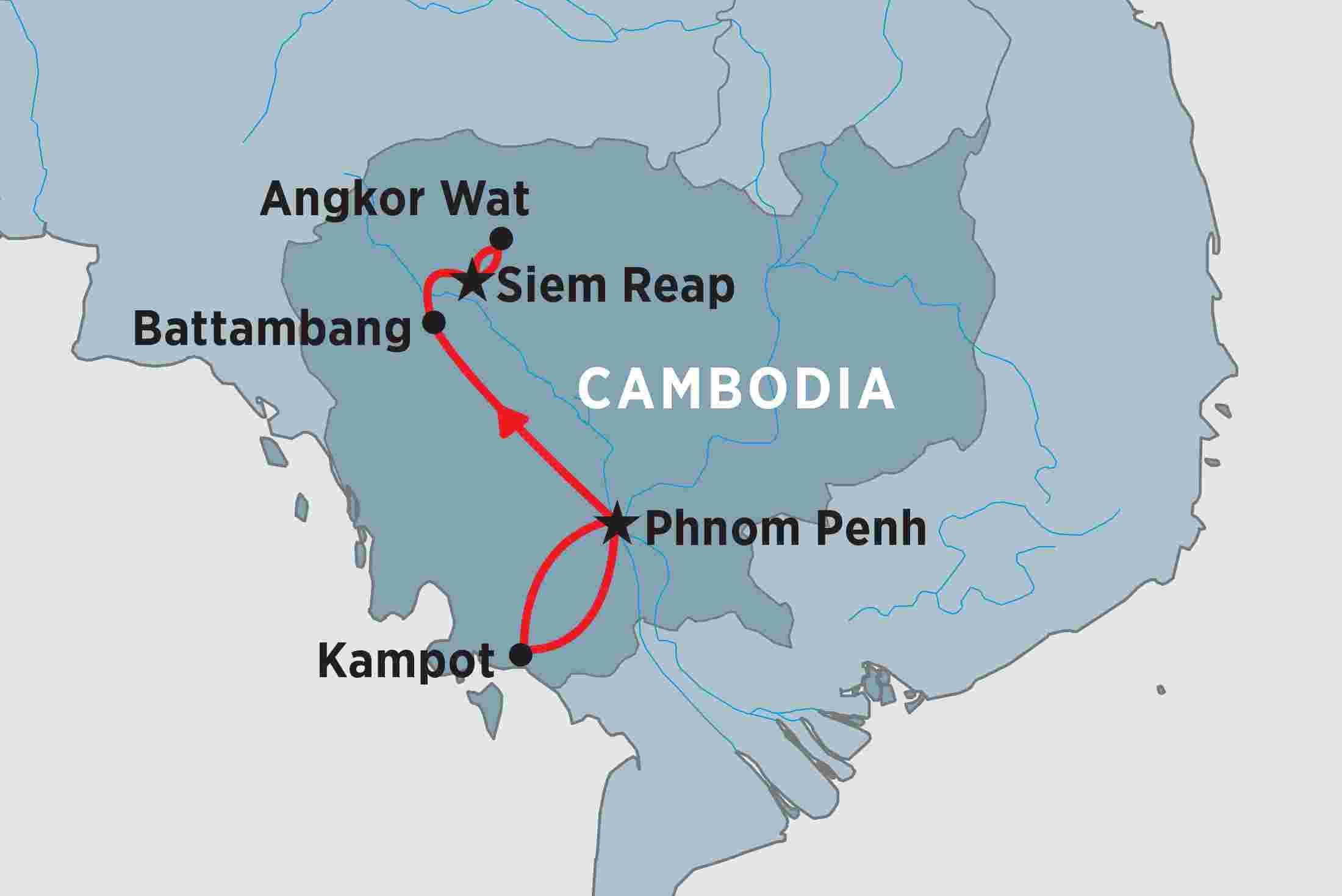 Cambodia In Depth | Peregrine Adventures US on