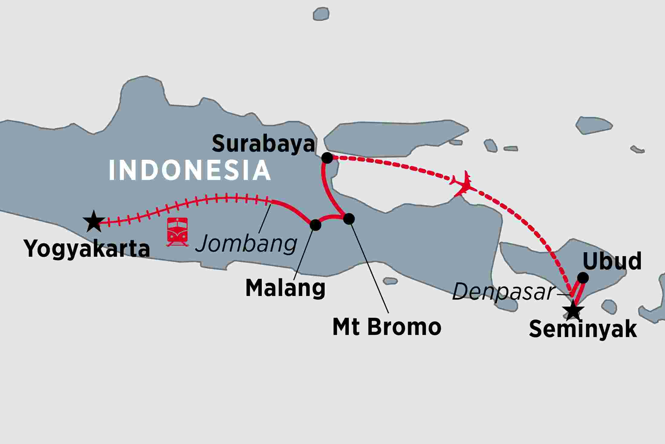 Java & Bali Explorer overview   Java & Bali Explorer