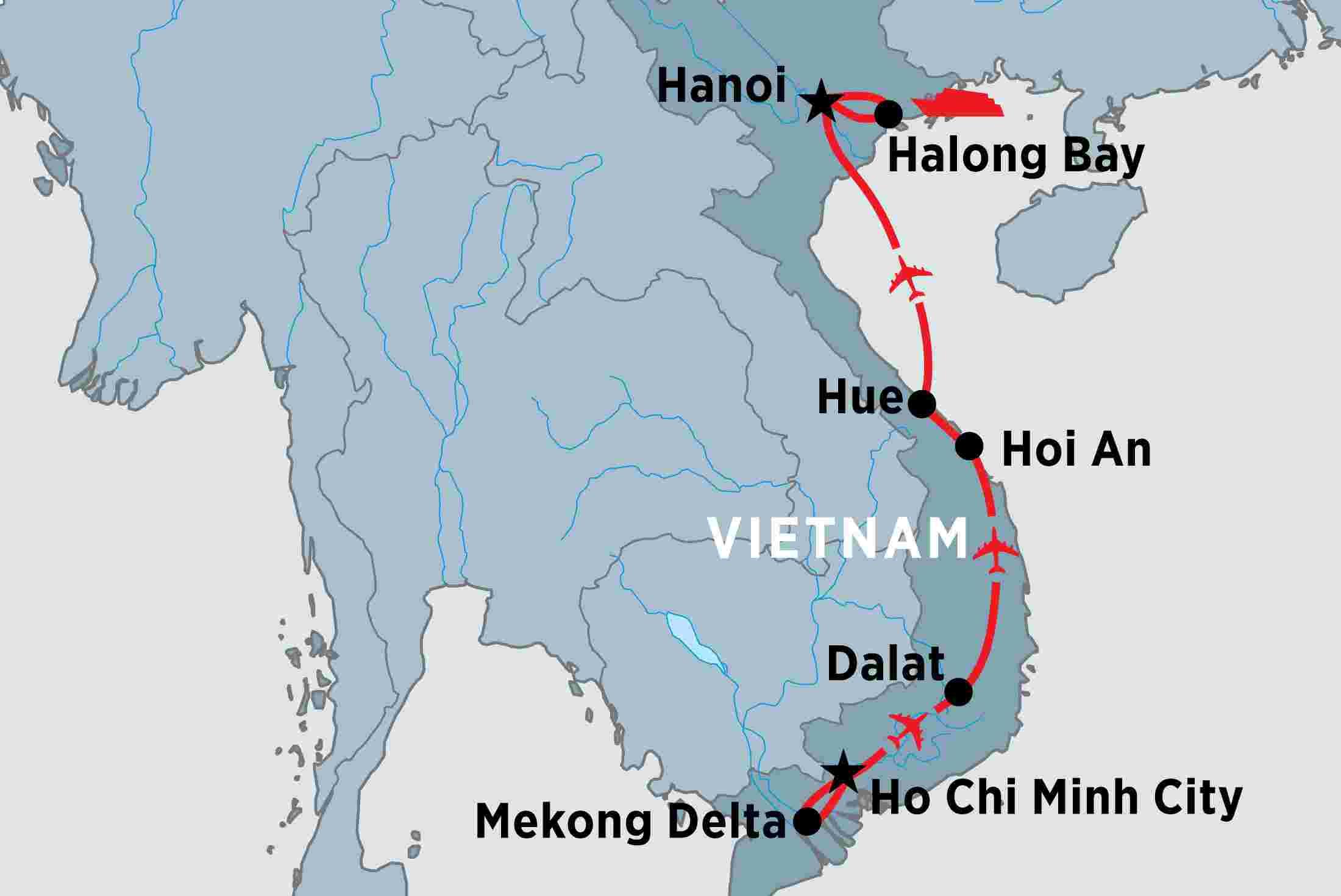 Vietnam Tours, Travel & Trips | Peregrine Adventures EU