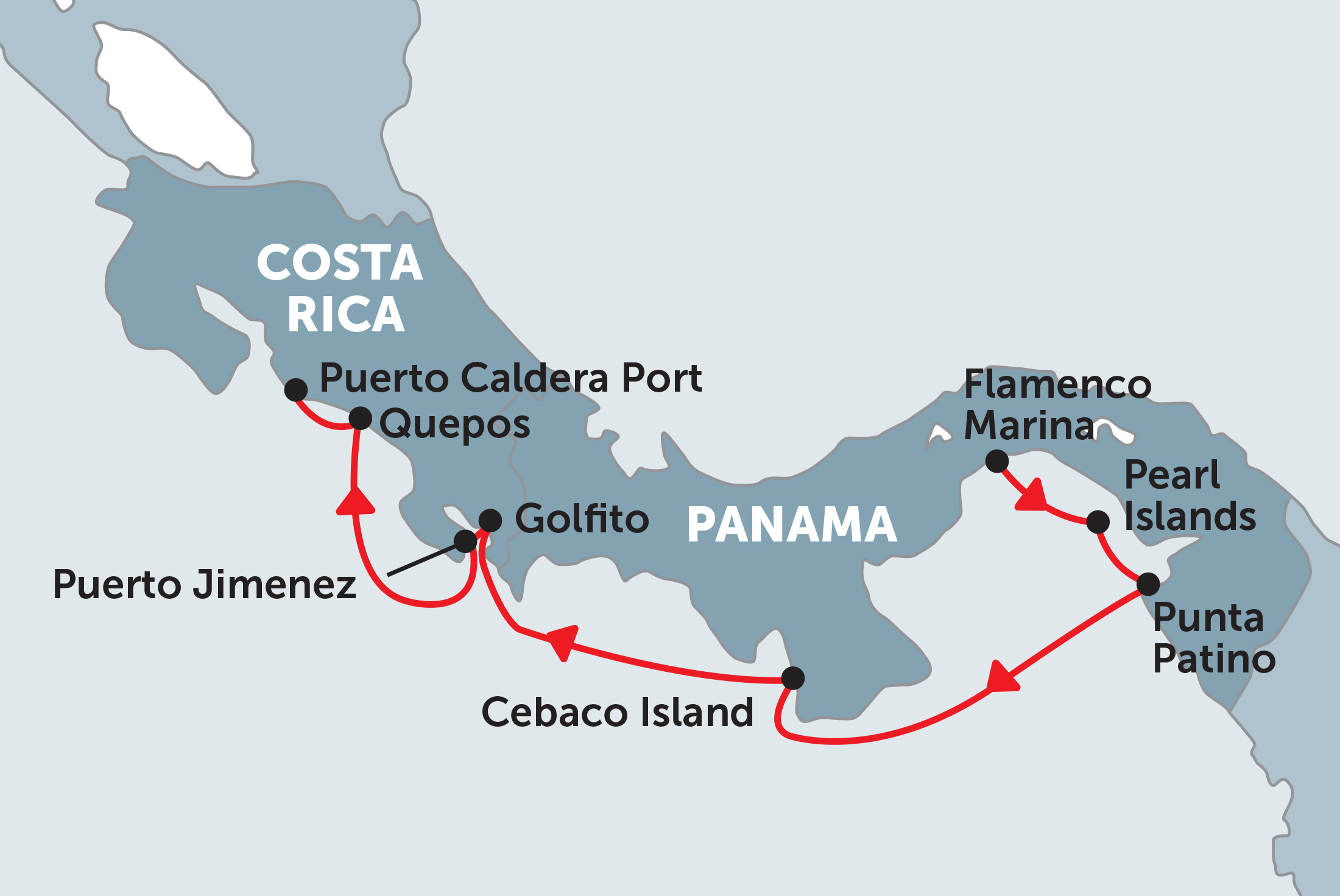 Cruising Costa Rica and Panama - Panama to Costa Rica overview | Cruising on golfito cr, weihai china map, ocala fl map, gainesville ga map, clearwater fl map, port costa ca map, spokane wa map, vero beach fl map, marble canyon az map, willow springs nc map, baltimore md map, kenora ontario map, huntington beach ca map, clinton mt map, naples fl map, golfito marina village, jupiter fl map, w palm beach fl map, niagara wi map, victoria bc map,