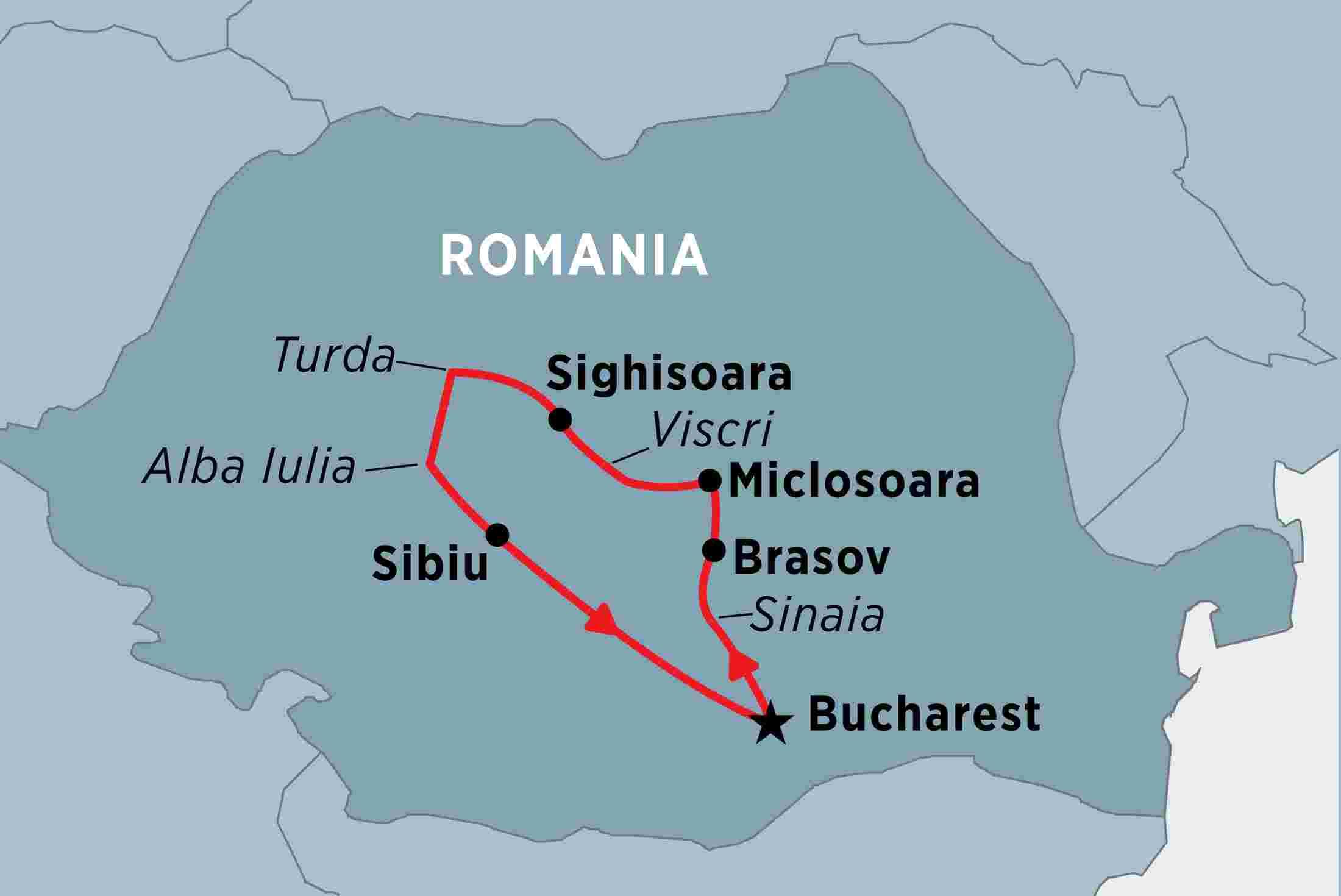 Secrets of Romania overview | Secrets of Romania