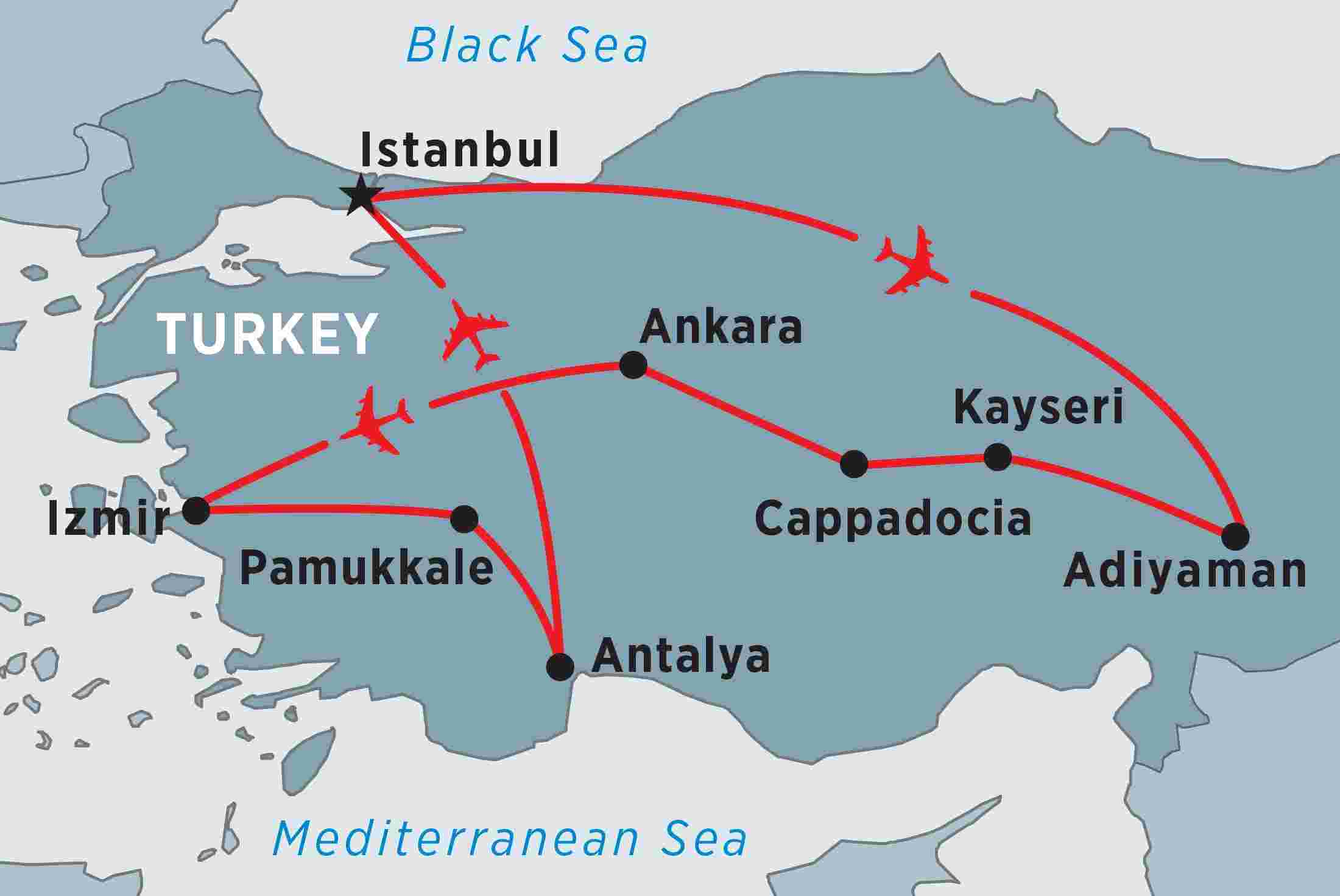 The Importance of Overseas Adventure Travel Turkey