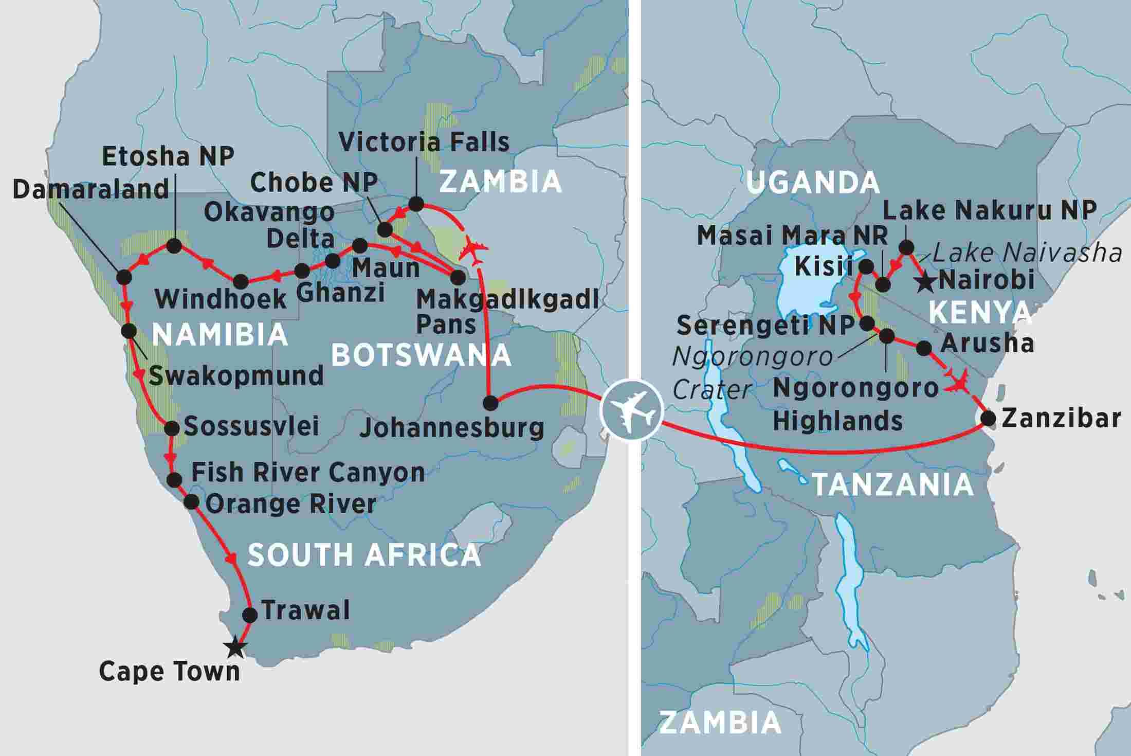 Kenya Tours, Travel & Trips | Peregrine Adventures AU