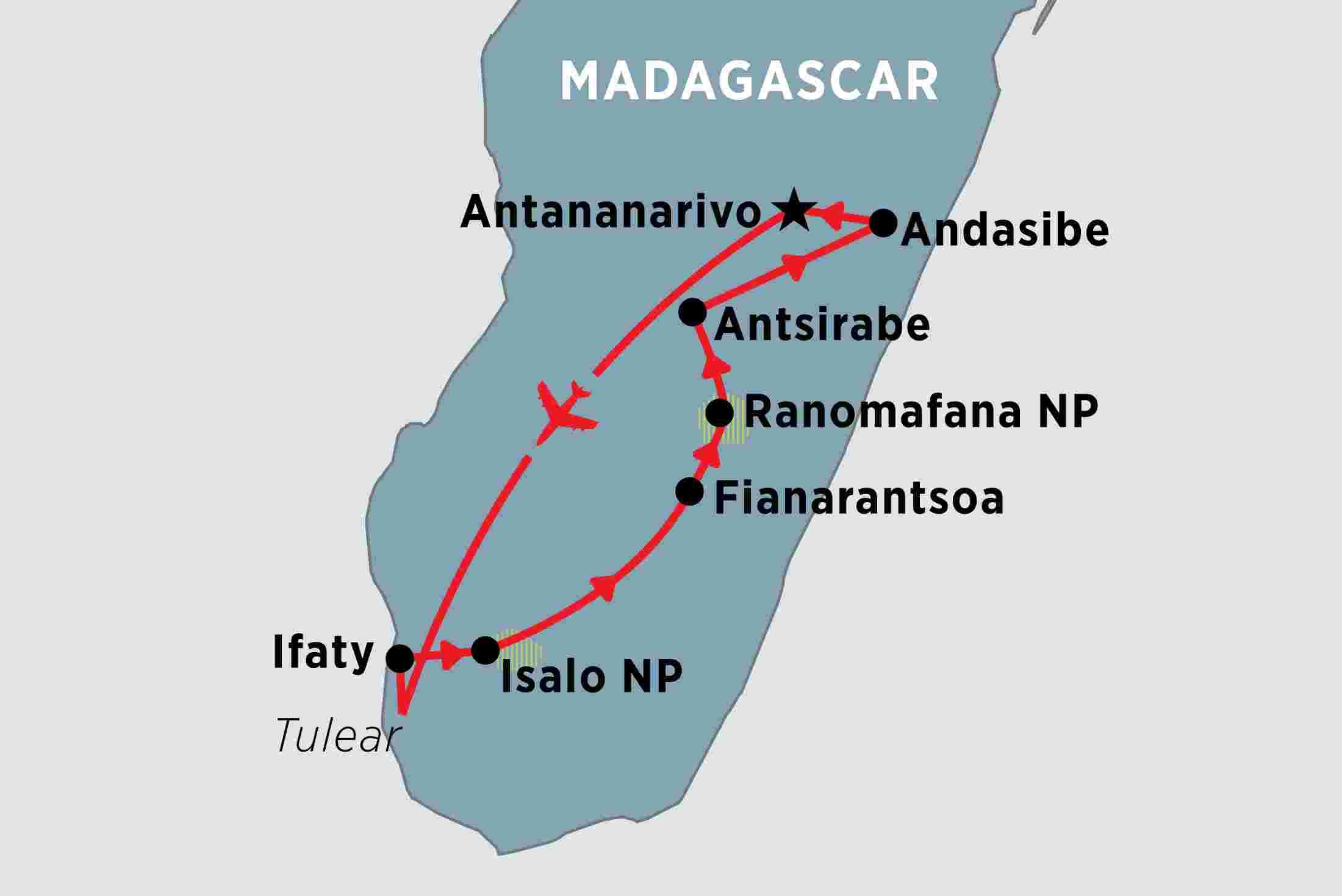 Magic of Madagascar   Peregrine Adventures US
