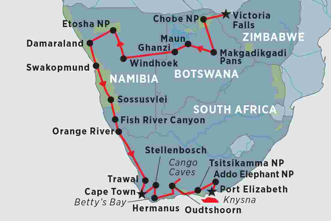 Botswana Tours Travel Amp Trips Peregrine Adventures Us
