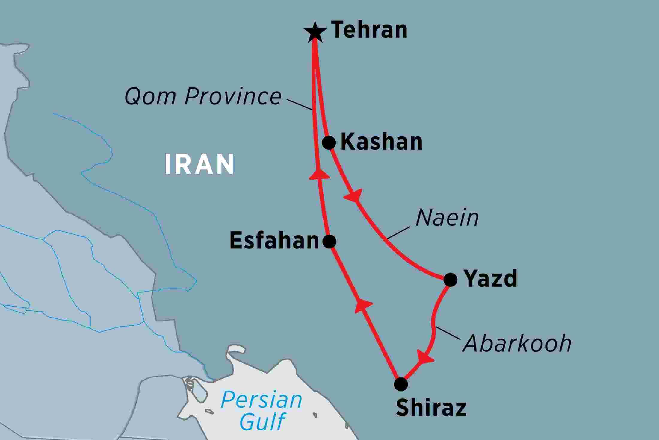 Ancient Persia In Depth | Peregrine Adventures US