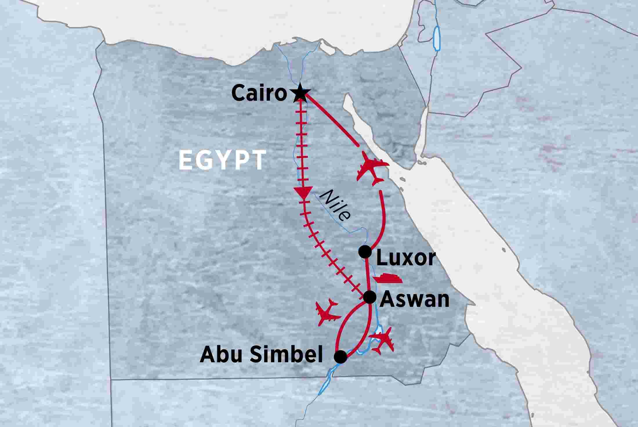 Pyramids, Mummies & Pharaohs   Peregrine Adventures AU on