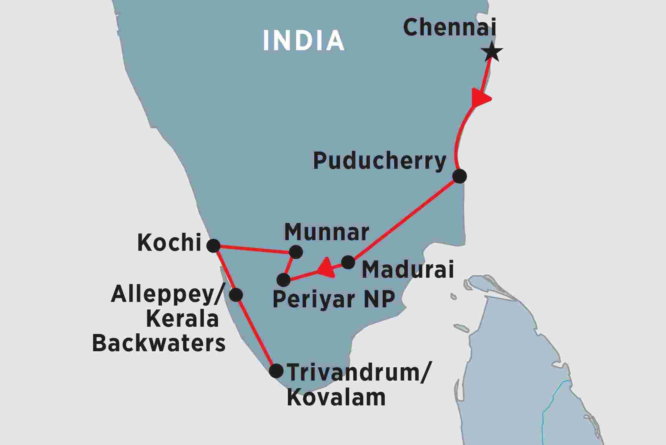 Essence of South India | Peregrine Adventures on