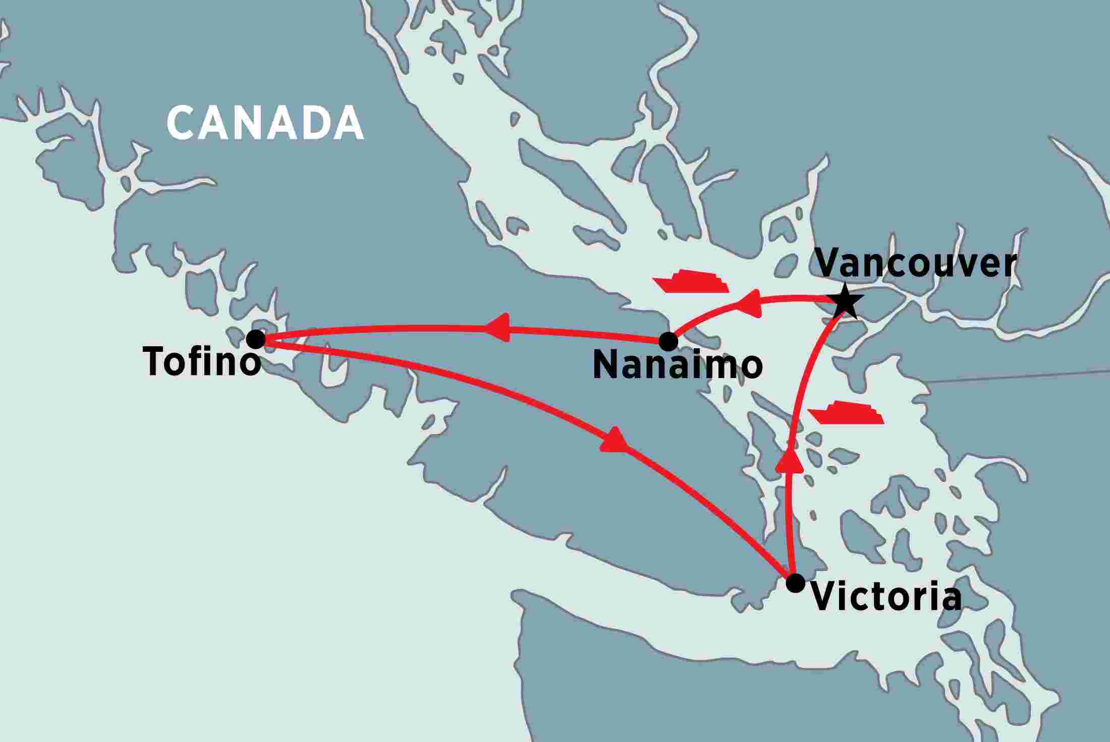 Best of Vancouver Island Limited Edition