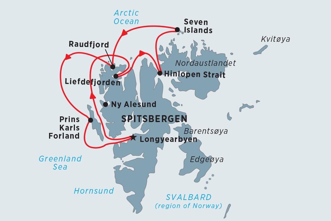 Arctic Unveiled | Peregrine Adventures US