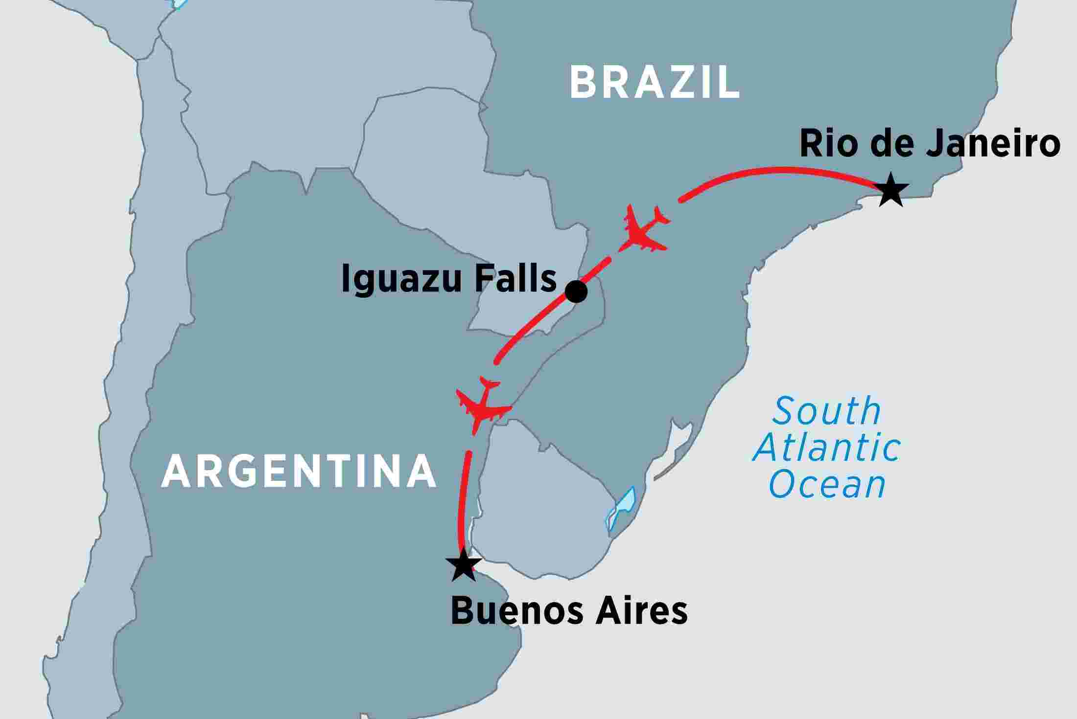 Best of Brazil & Argentina overview | Best of Brazil & Argentina