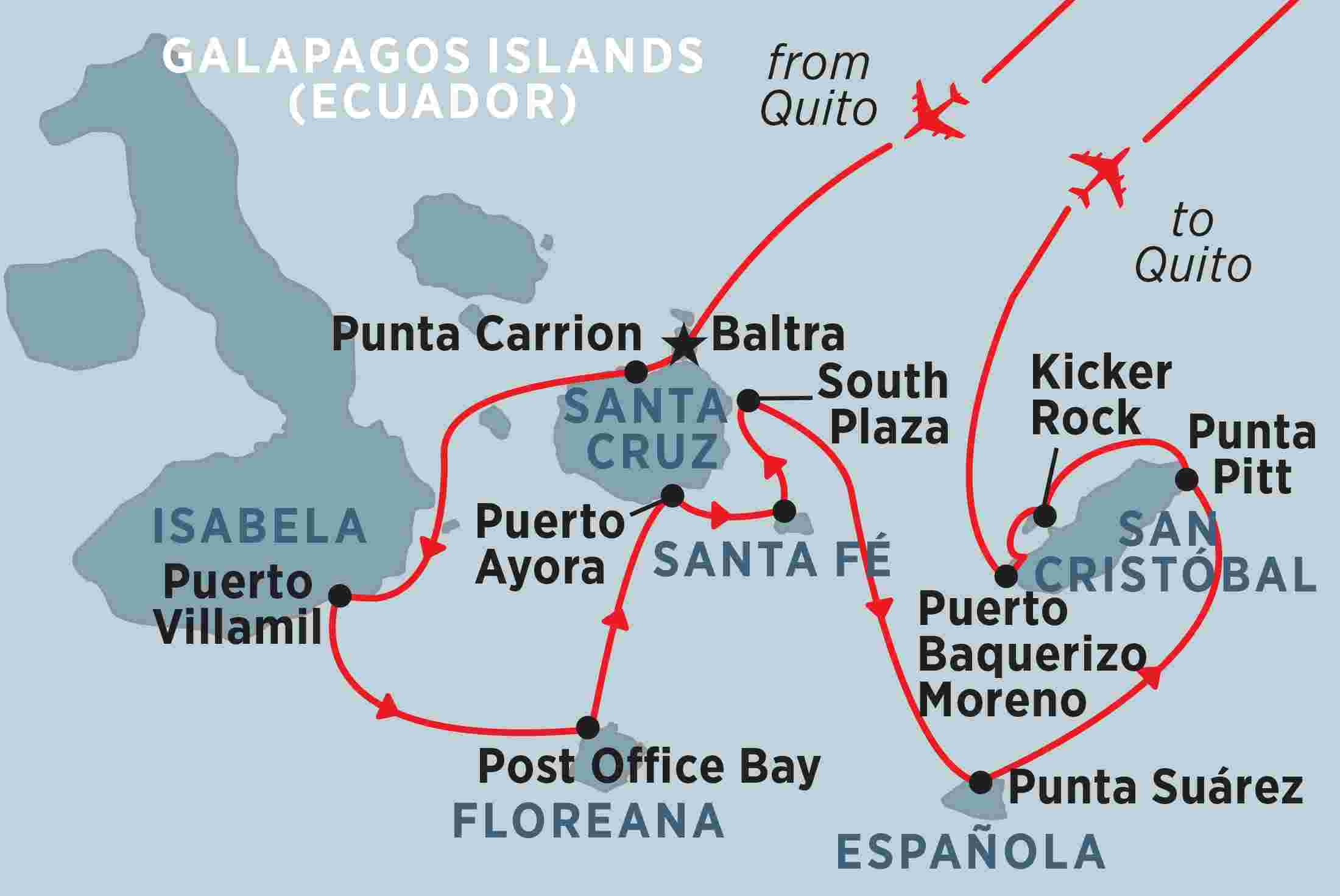 South America Map Galapagos Islands.South America Tours Travel Trips Peregrine Adventures Us