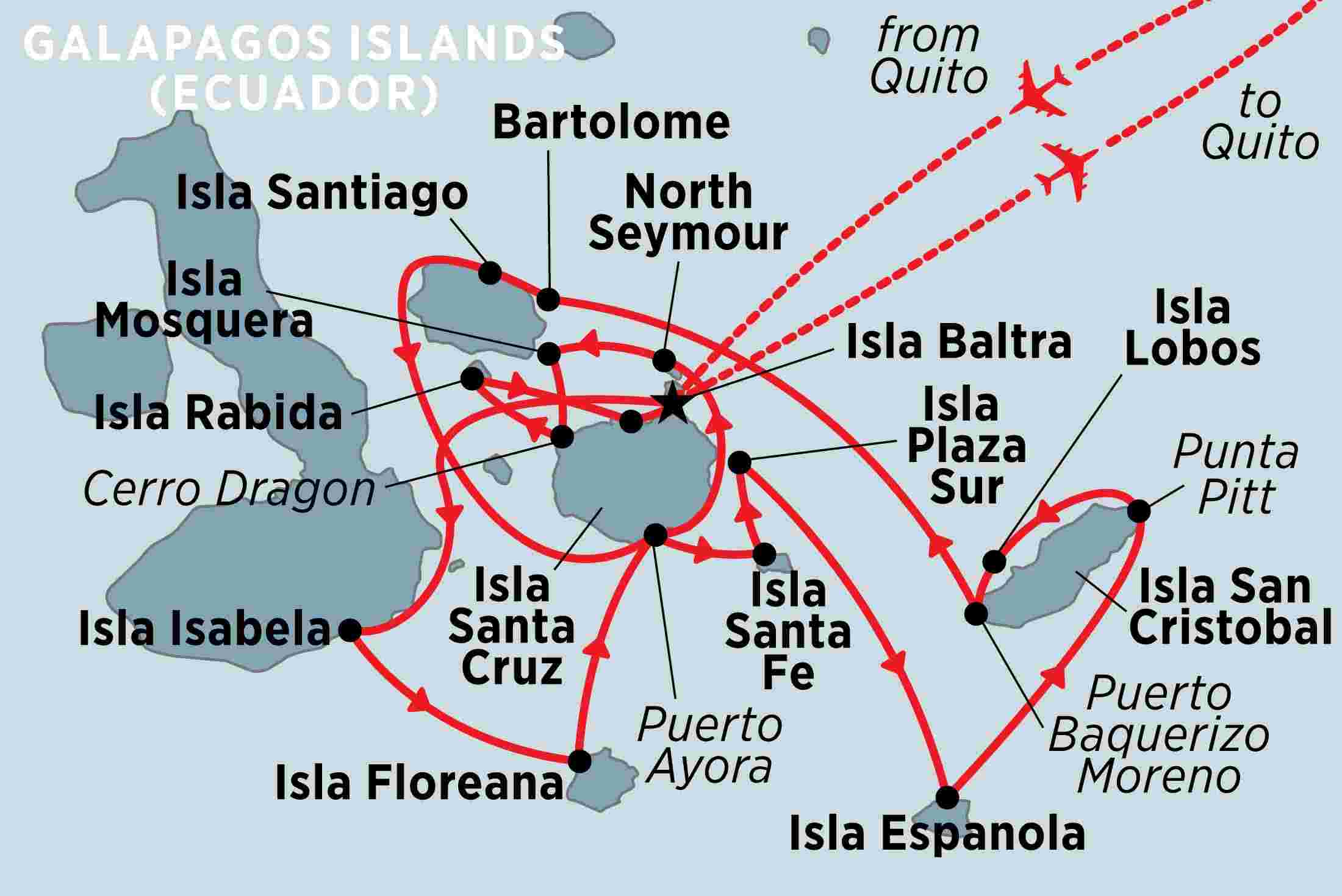 Grand Galapagos (Grand Queen Beatriz) overview | Grand Galapagos (Grand  Queen Beatriz)