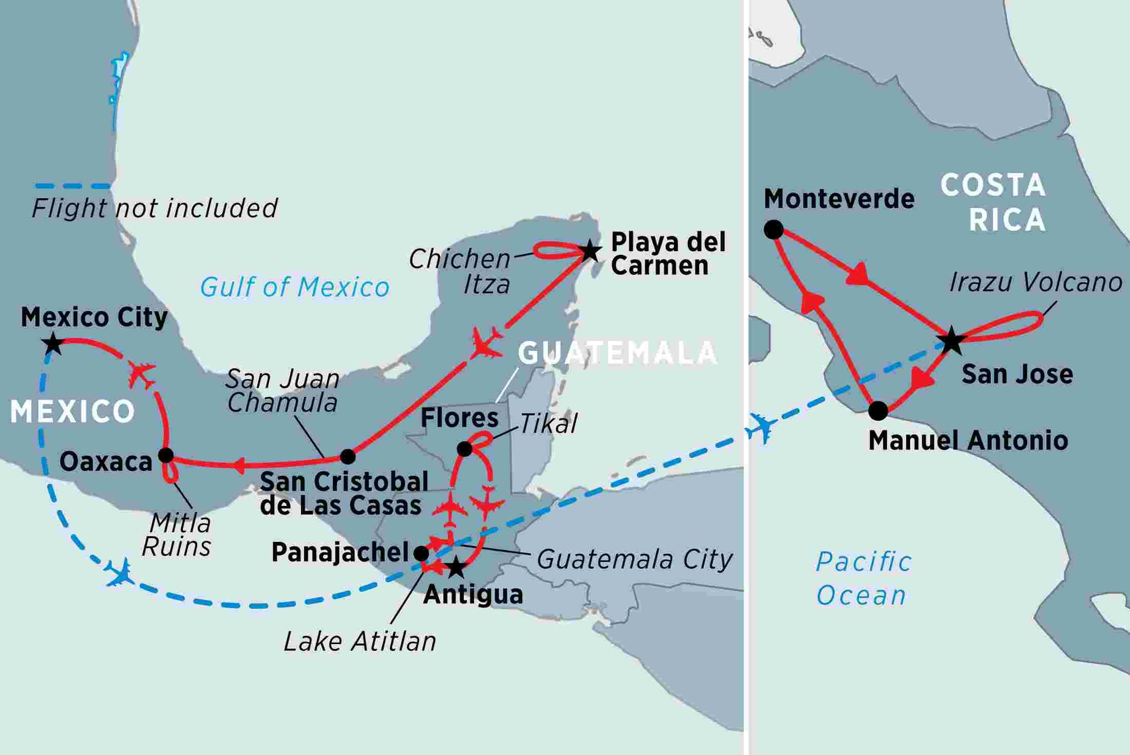Mexico Tours, Travel & Trips   Peregrine Adventures US