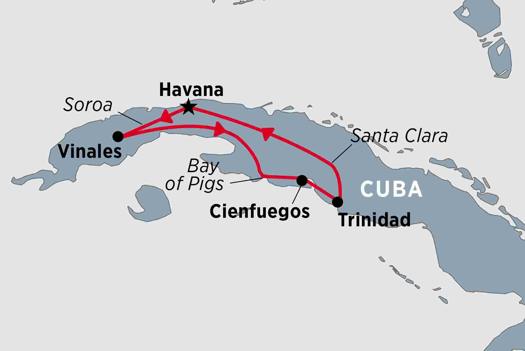 Essential Cuba Peregrine Adventures Au