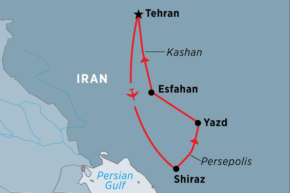 Ancient Persia in Depth overview | Ancient Persia in Depth EN-NZ