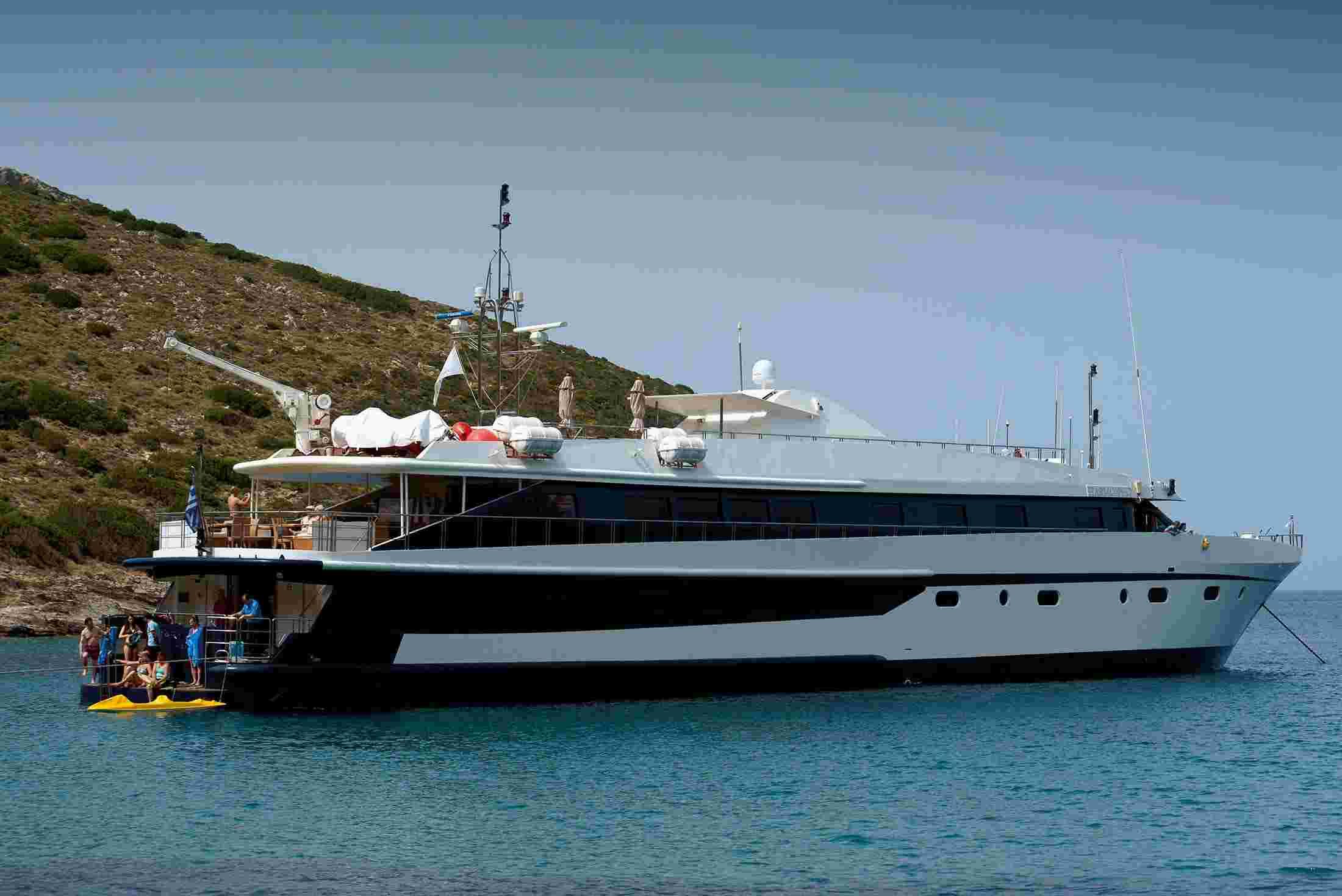 Harmony G Boat