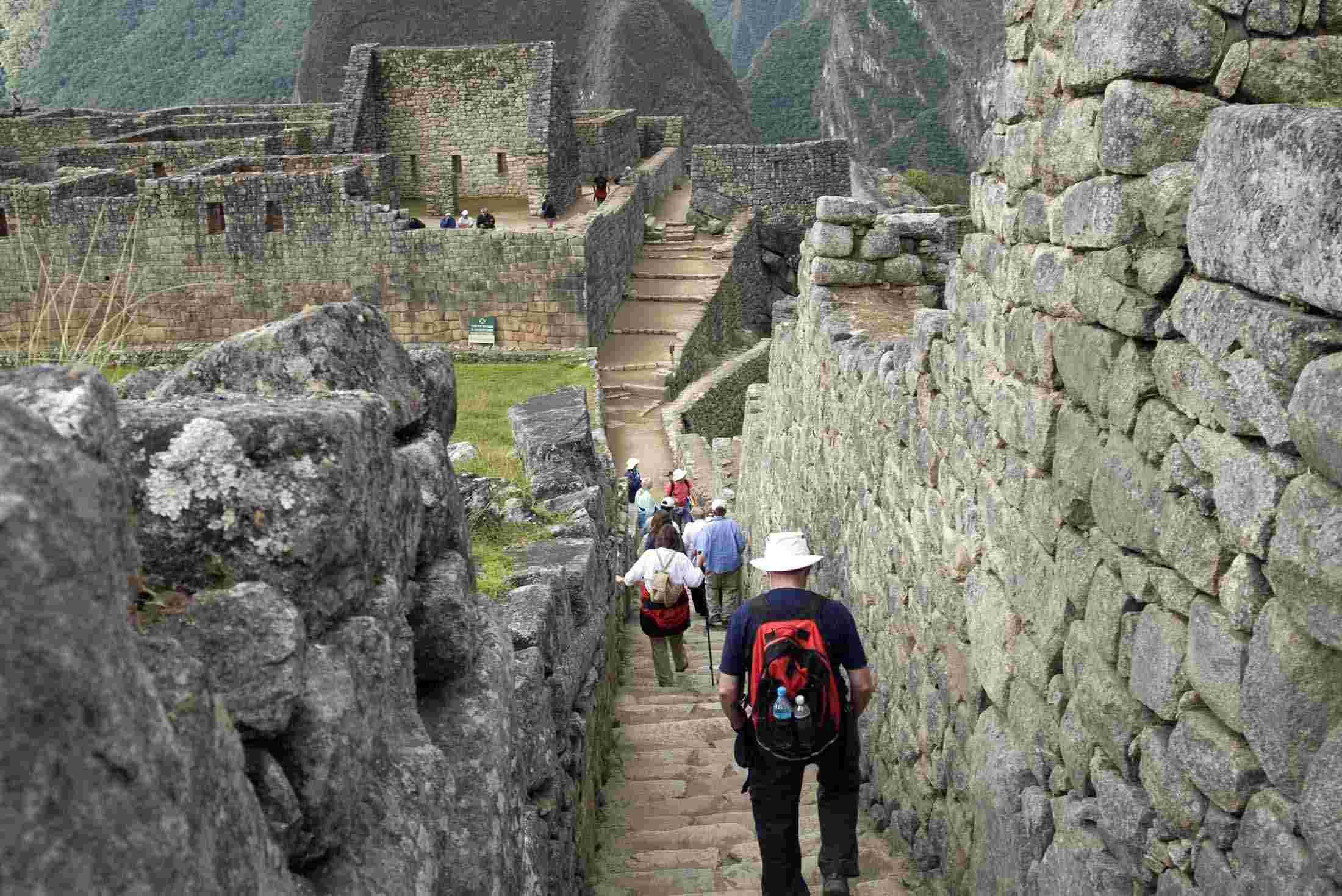 Salkantay, Inca Trail, Machu Picchu - Salkantay Trekking Inca trail photo gallery